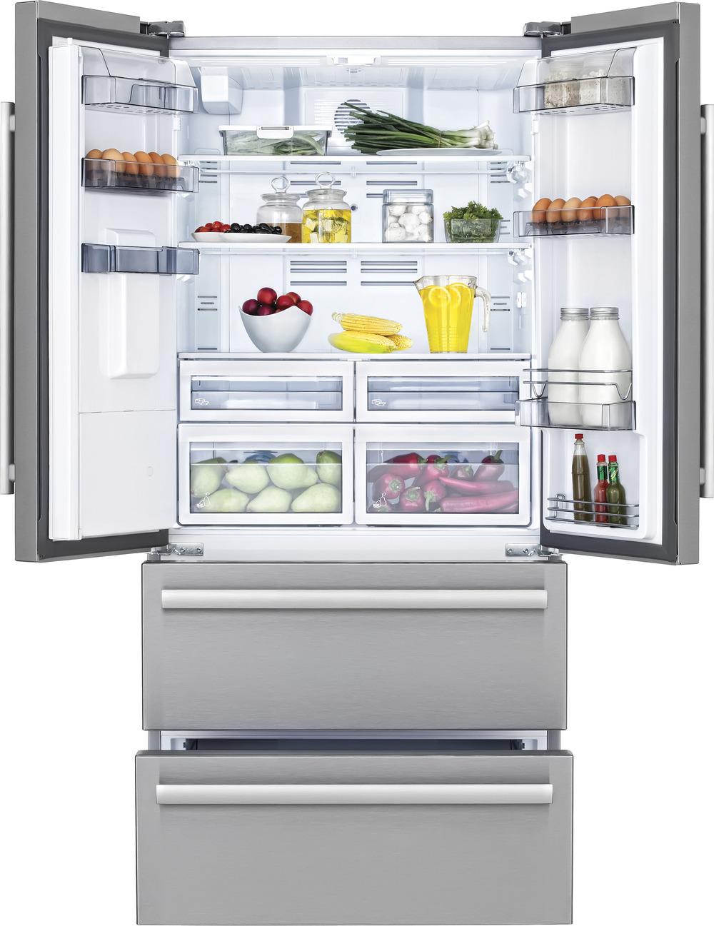 Blomberg side by side køleskab