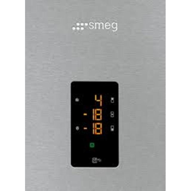 elektronisk betjening SMEG side by side køleskab