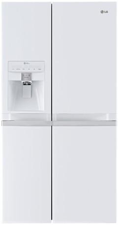 lg side by side køleskab med energiklasse A++