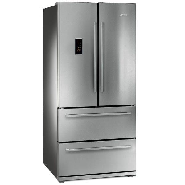 SMEG FQ55FXE amerikaner køleskab